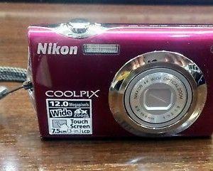 CAMARA NIKON COOLPIX S4000
