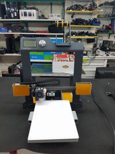 Reparación de impresora 3D