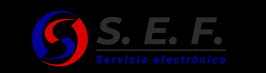 SEF Servicio Electrónico