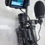 Reparación cámara de vídeo SONY PXW-FS7